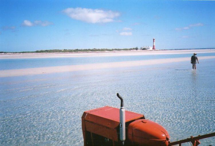 Troubridge Island Transport