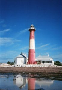 Troubridge Lighthouse, Troubridge Island, South Australia