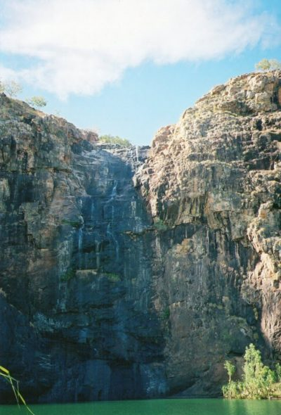 The Falls, Gunlom, Kakadu National Park