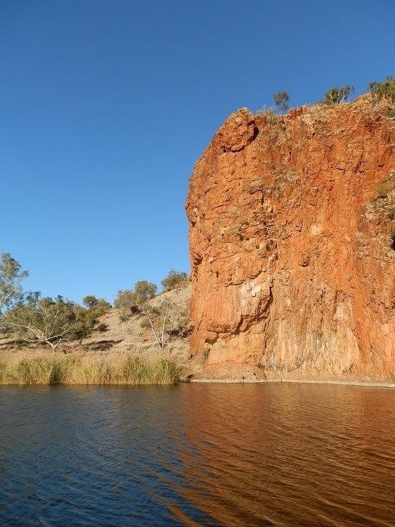 Glen Helen Gorge, Central Australia