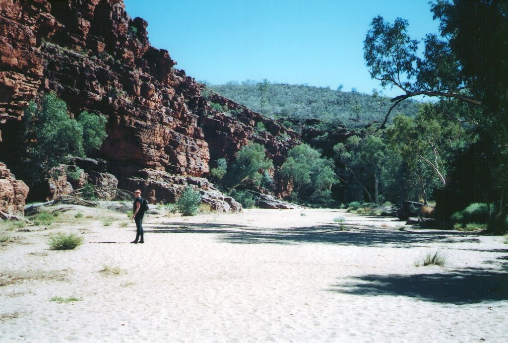 Trephina Gorge, East MacDonnell Ranges via Alice Springs, Northern Territory