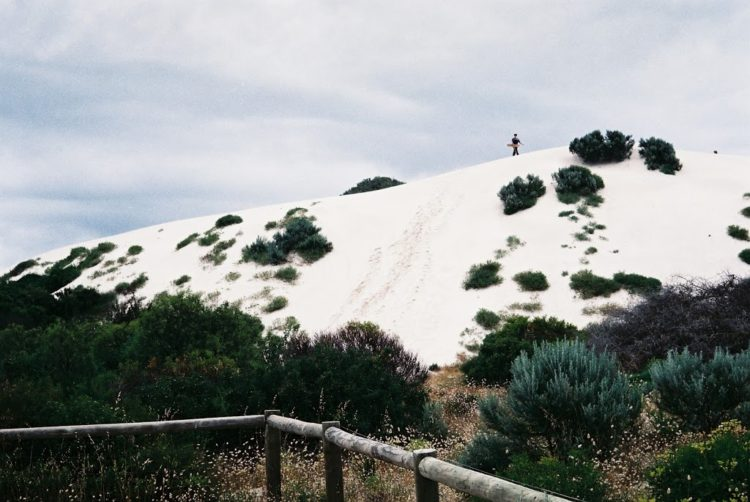 Port Rickaby Sand Dunes, Yorke Peninsula, South Australia