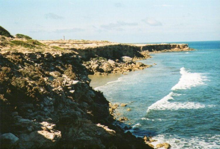 Southern Yorke Peninsula Cliffs