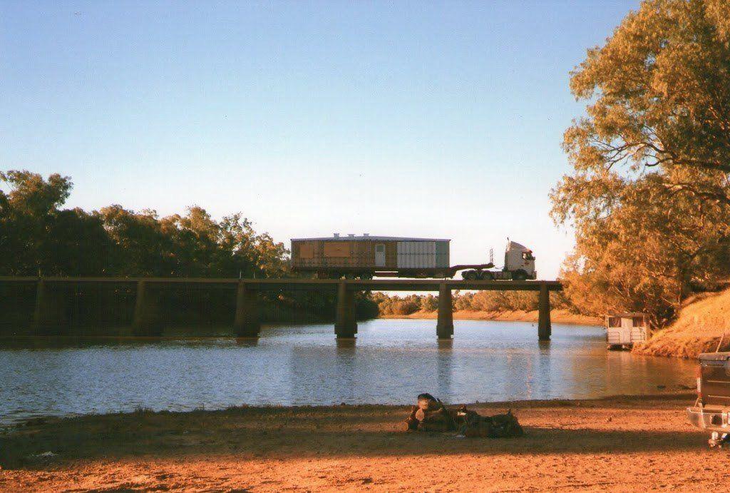 Cooper's Creek Bridge near Windorah
