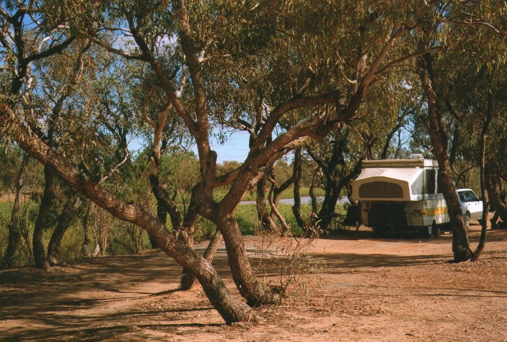 Noccundra Waterhole, Outback QLD