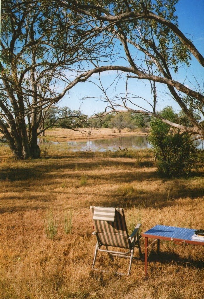 Campsite, Bowra Sanctuary, QLD