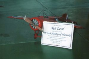 A Scale Model of the Red Devil