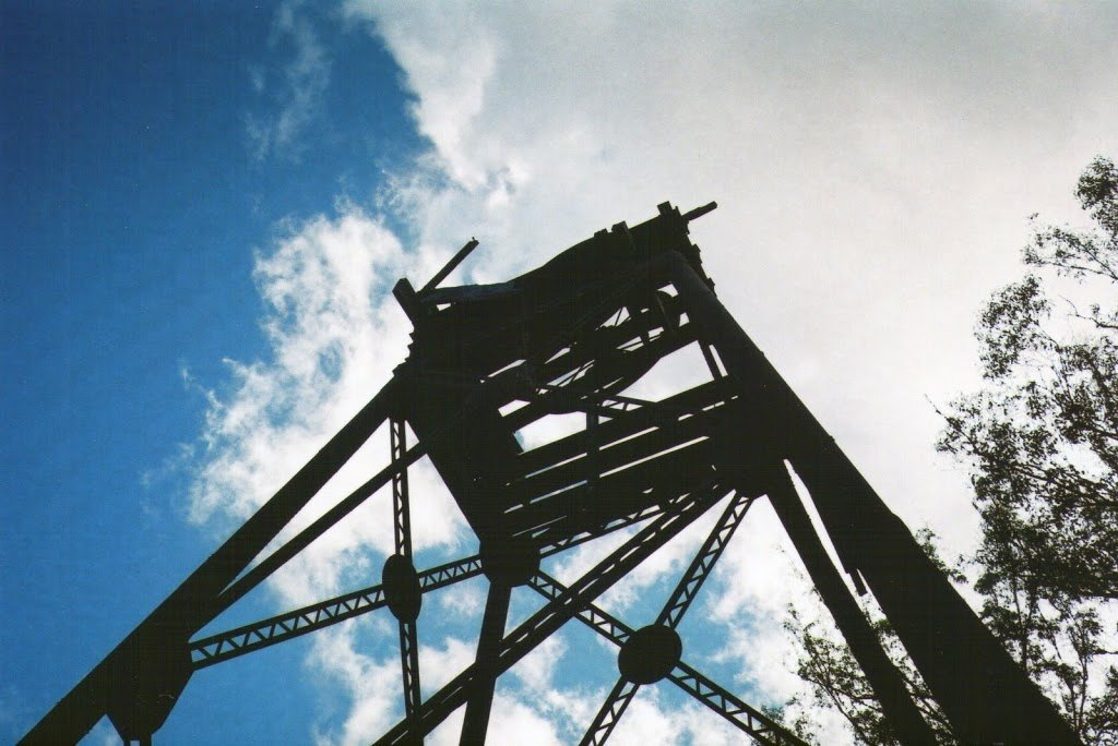 Mining Machinery, Irvinebank