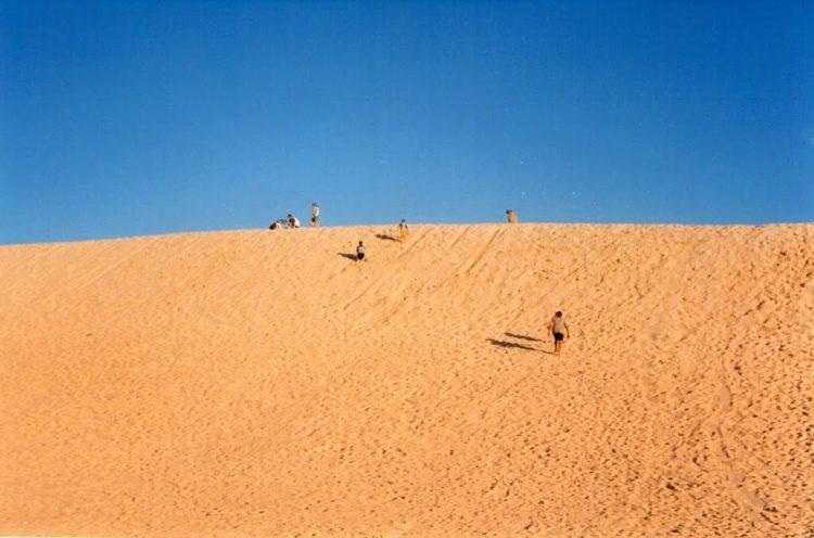 Little Sahara, Kangaroo Island, SA