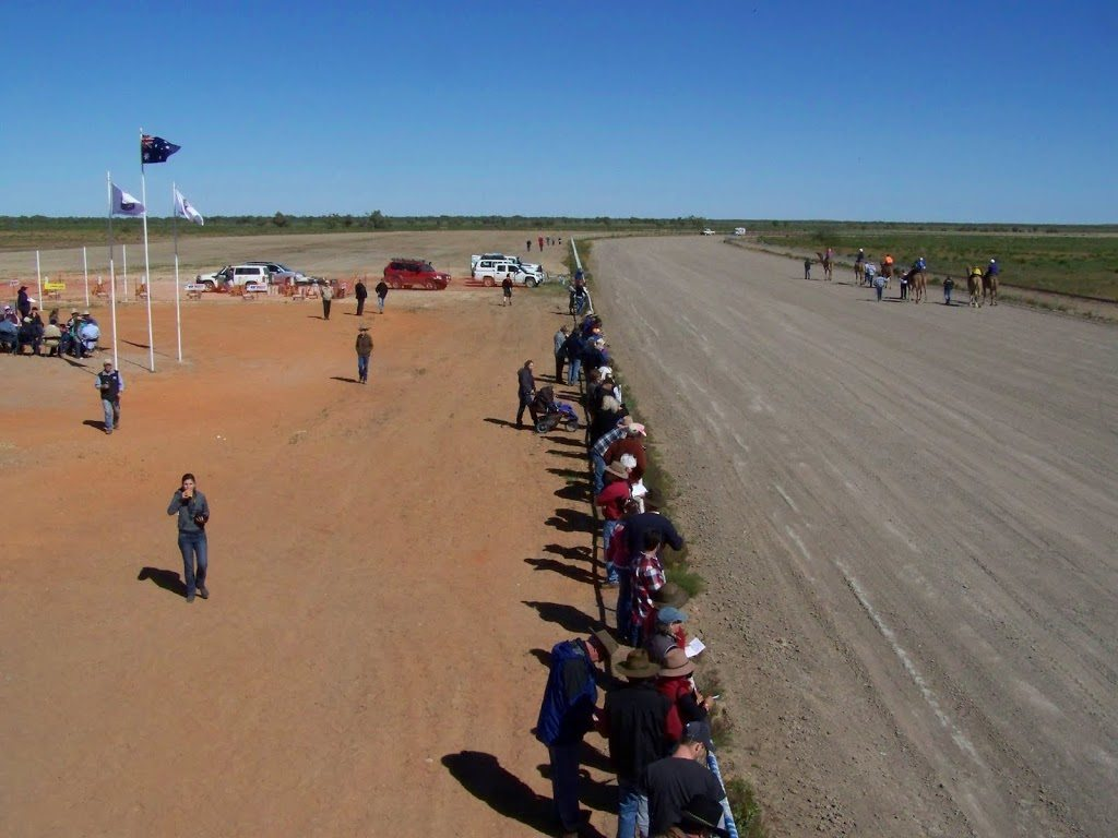 Camel Races, Bedourie, Outback Queensland