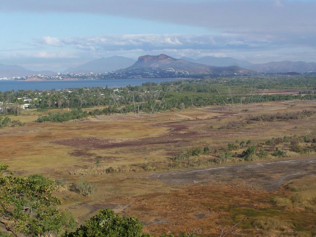 Castle Hill from Cape Pallarenda, Townsville, Queensland