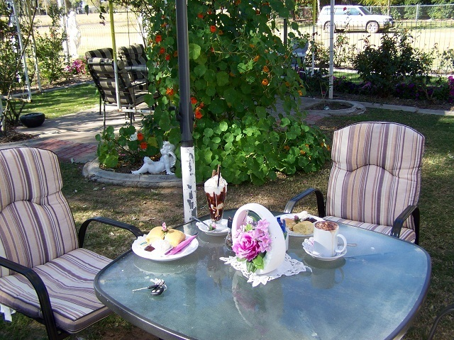 Roses and Things - Afternoon Tea