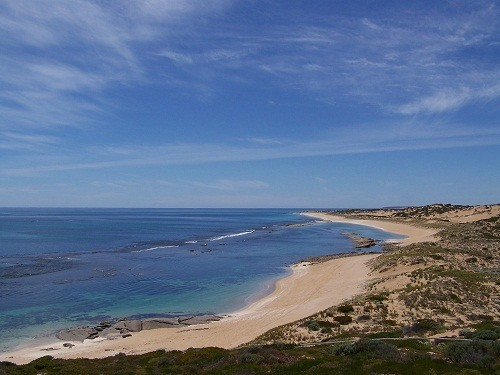Browns Beach, Innes National Park, Yorke Peninsula, South Australia