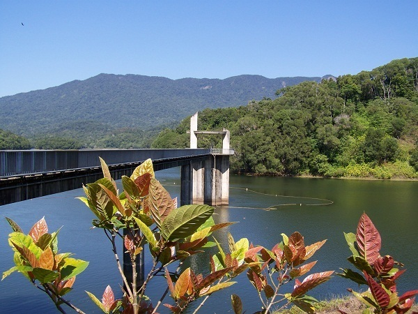 Copperlode Dam, Cairns, Far North Queensland
