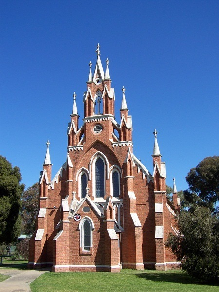 Uniting Church, Deniliquin, New South Wales