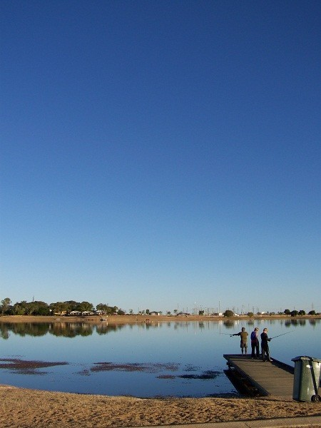 Fred Tritton Lake, Richmond, Queensland