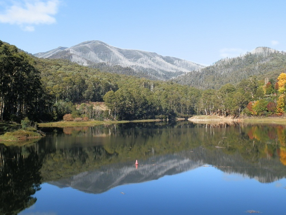 Lake Guy, Bogong Village, Victorian High Country