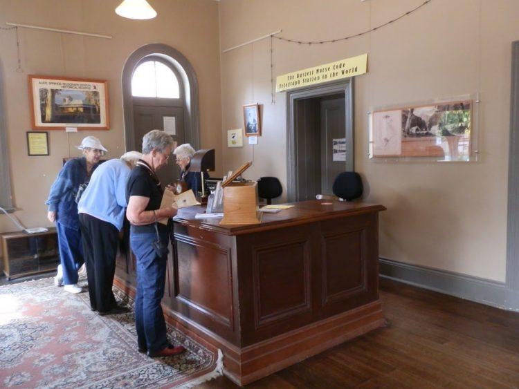Morse Code Telegraph Station, Beechworth, Victoria