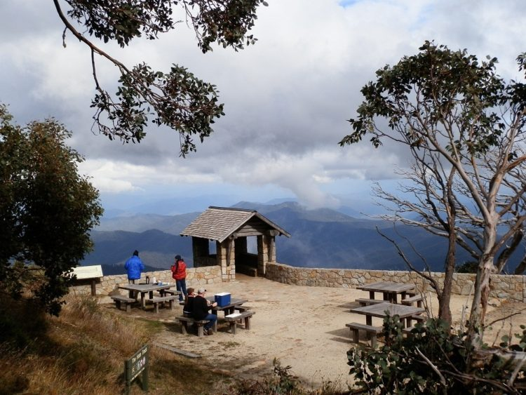 Shelter at the Horn, Mt Buffalo National Park, Victoria