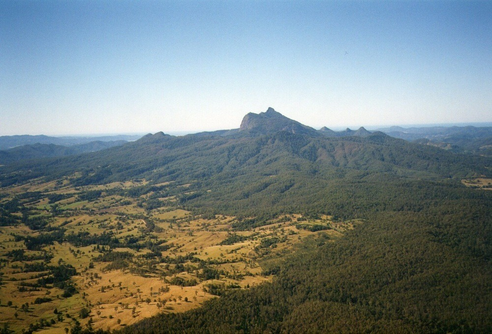Mt Warning, North New South Wales