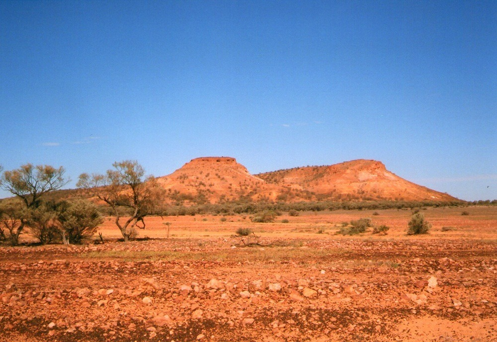 West of Windorah, Outback Queensland