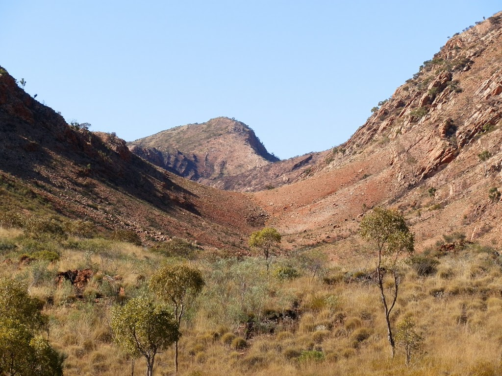 Ormiston Gorge and Pound Walk, Central Australia