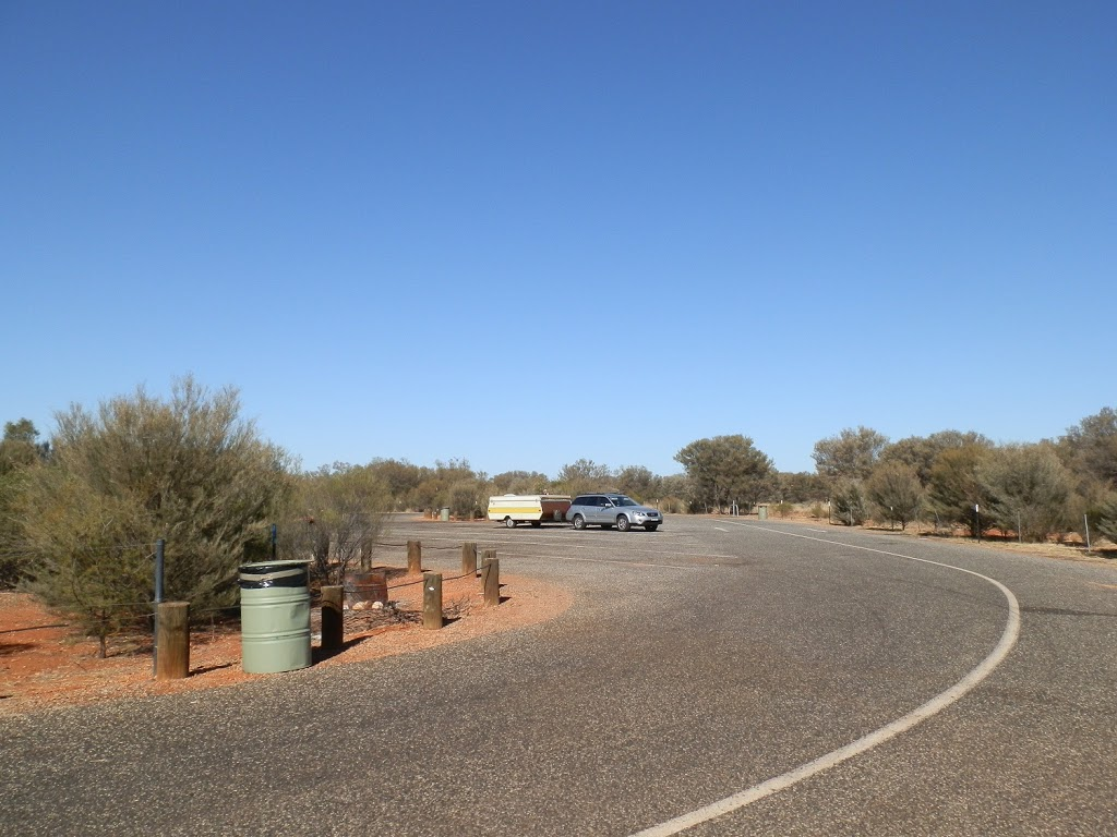 The Silver Bullet at the SA/NT Border, June 2012