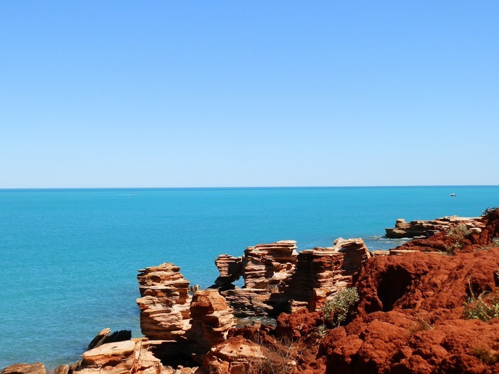 'Bingle Bingles' Rock Formations, Gantheaume Point, Broome