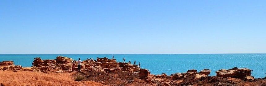 High Tide atGantheaume Point, Broome, Western Australia
