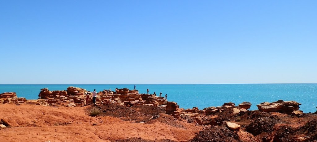 High Tide at Gantheaume Point, Broome, Western Australia