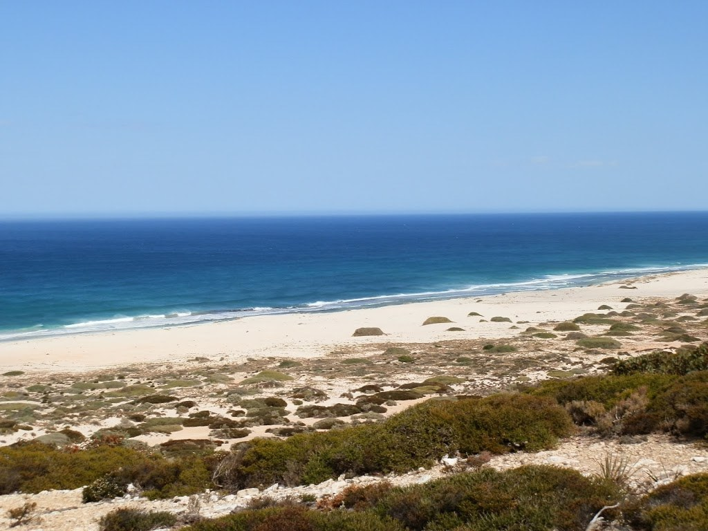Bright Blue Bight View!  South Australia