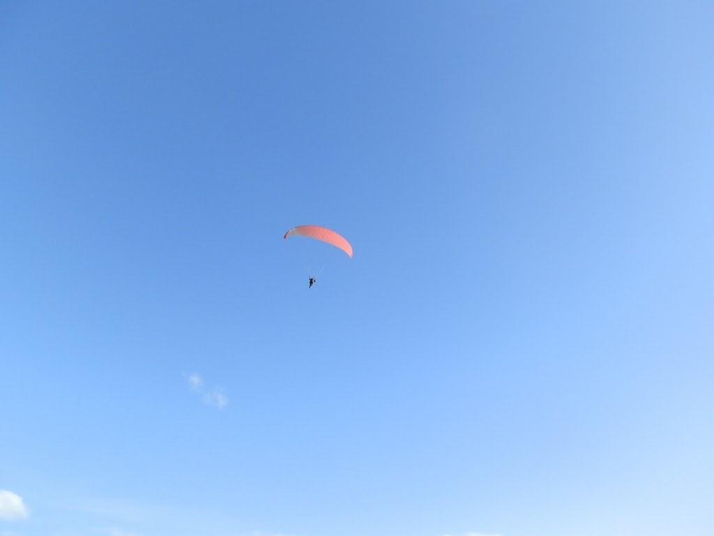 (NOT ME) Hang gliding at Daly Head, Southern Yorke Peninsula, South Australia