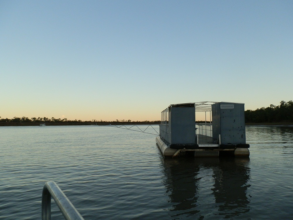 Victoria River Cruises Pontoon AND Scenic Loo! Via Timber Creek, Northern Territory