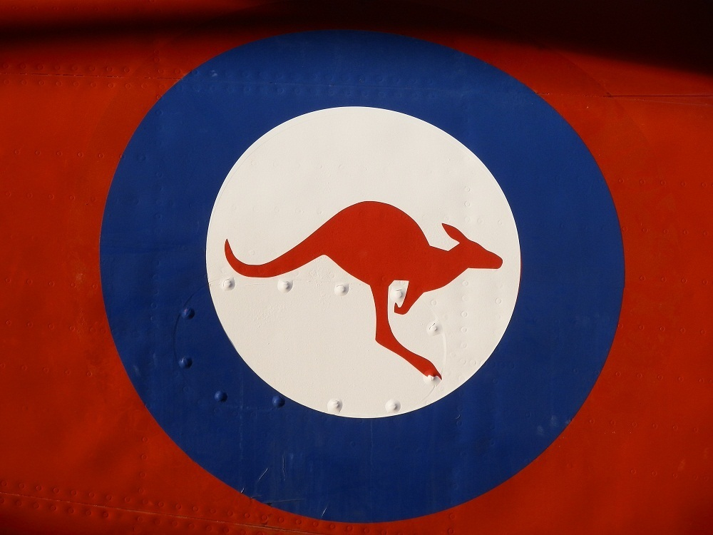 Kangaroo AircraftLogo