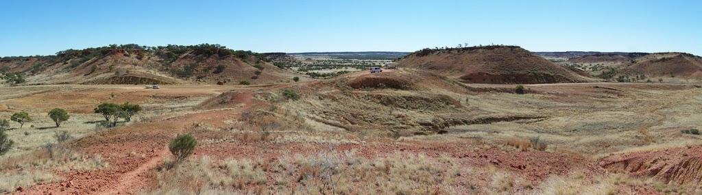 Cawnpore Lookout, via Winton, Outback Queensland