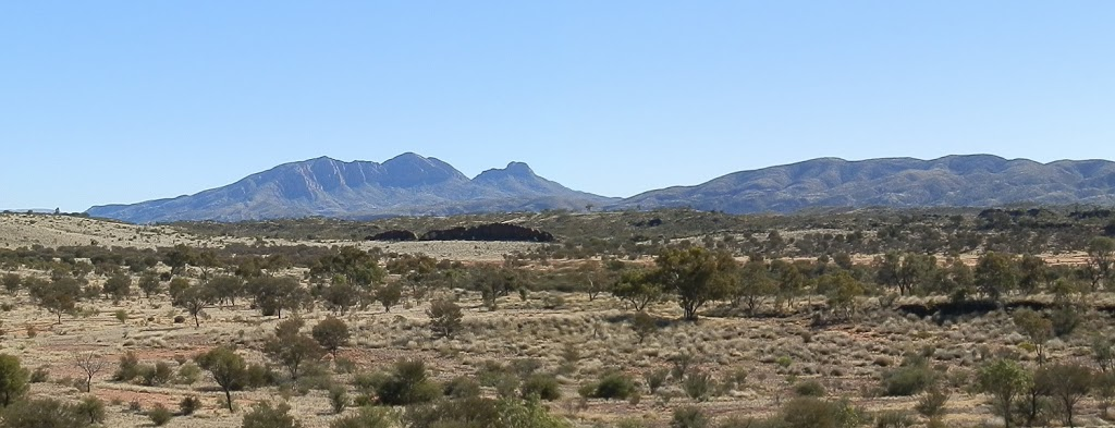 Mt Sonder Lookout, via Glen Helen, Central Australia