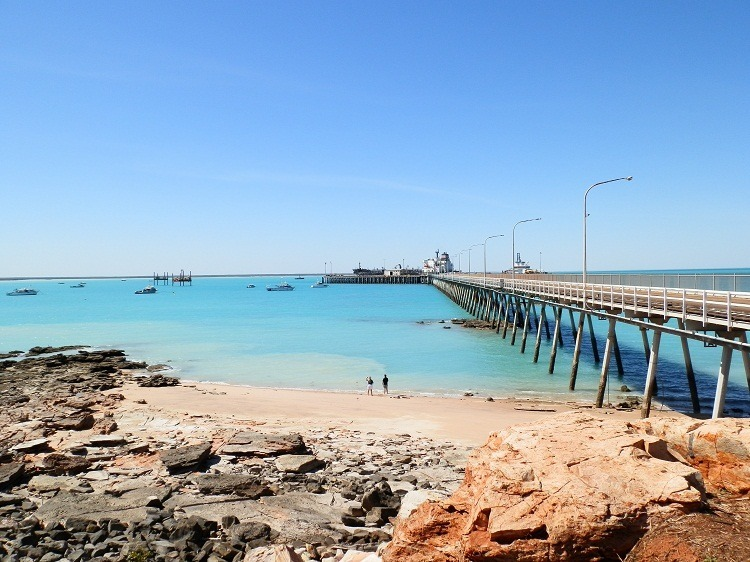 Port Jetty, Broome, Western Australia