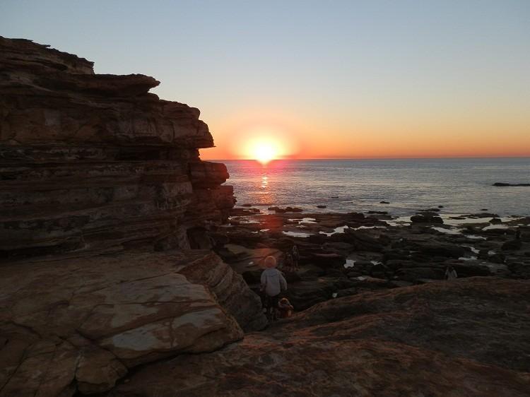 Sunset at Gantheaume Point, Broome, Western Australia
