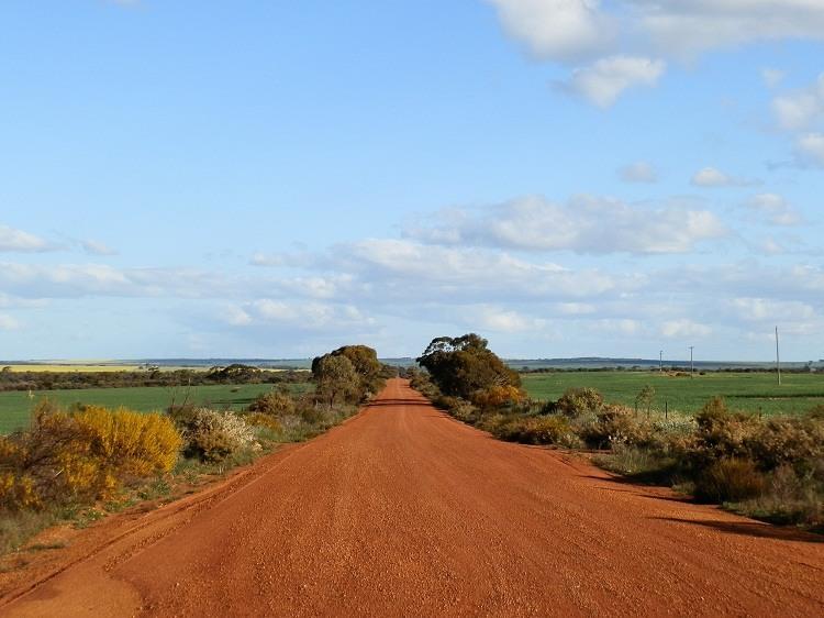 Carnamah Farming Country, Western Australia