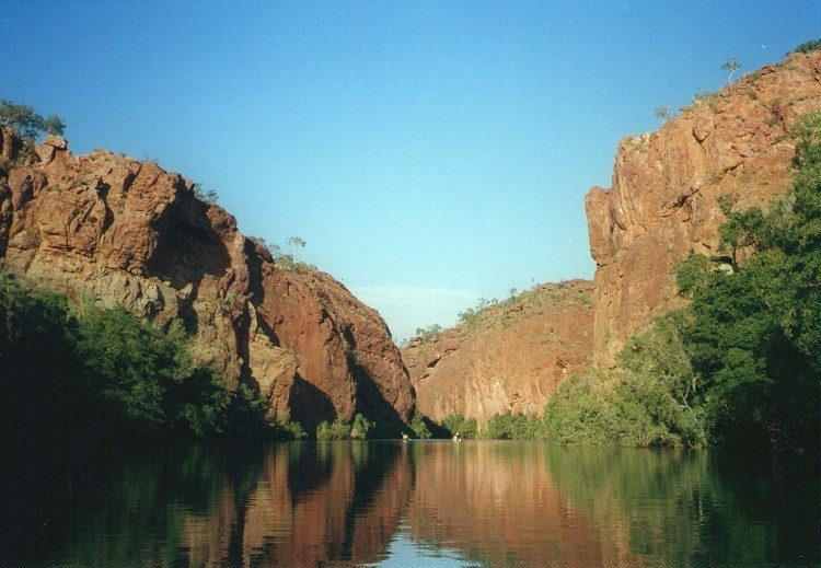 Lawn Hill Gorge, Boodjamulla National Park, Queensland