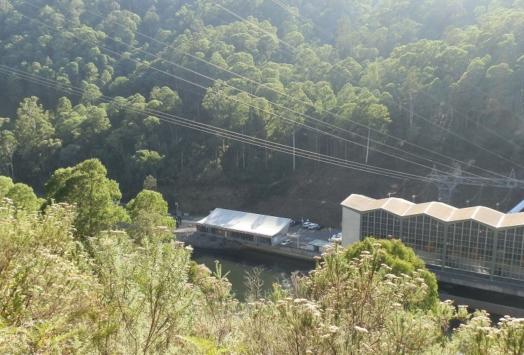 Murray 1 Power Station, Khancoban