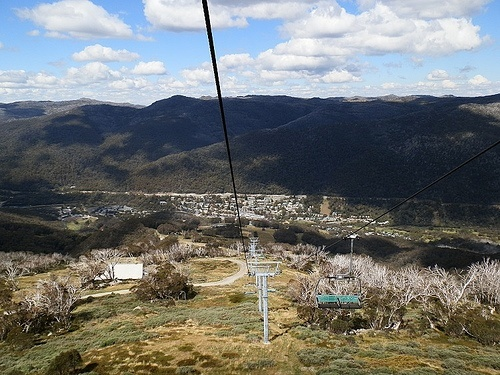 Thredbo getting closer ...