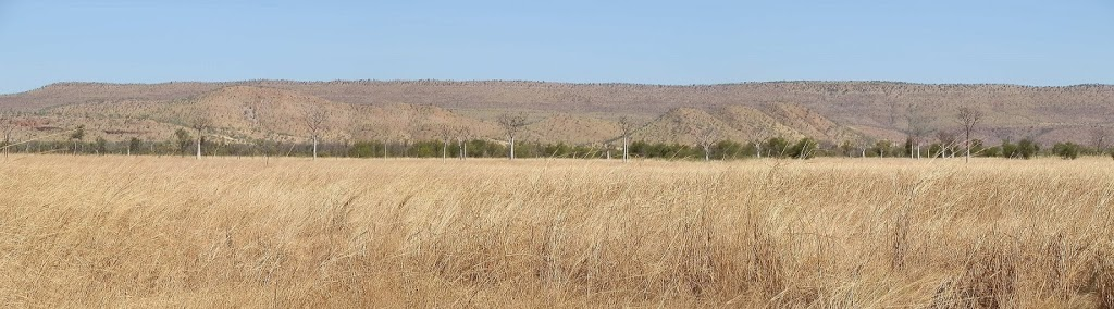 Kimberley Landscape near Marlgu Billabong, Western Australia