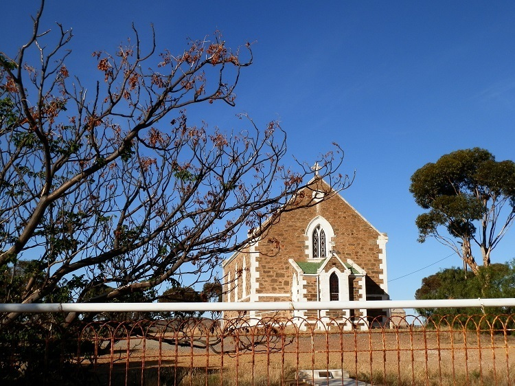 Catholic Church, Carrieton South Australia