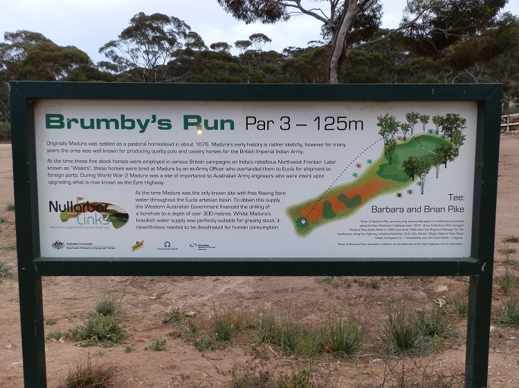 Brumby's Run, Madura Pass Roadhouse, Nullarbor