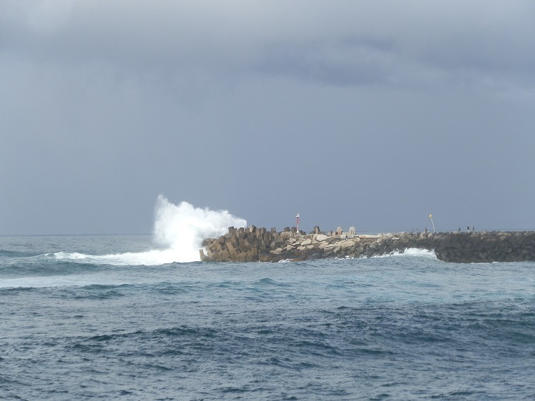 South Ballina Breakwall, Northern New South Wales