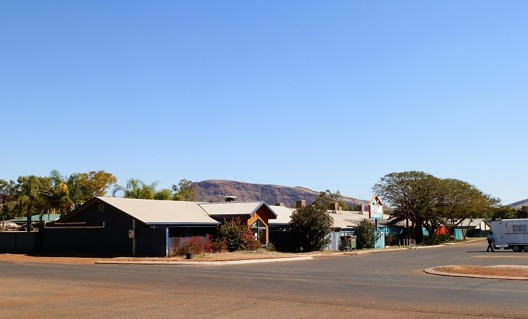 Tom Price Township ... and Mt Nameless, Western Australia