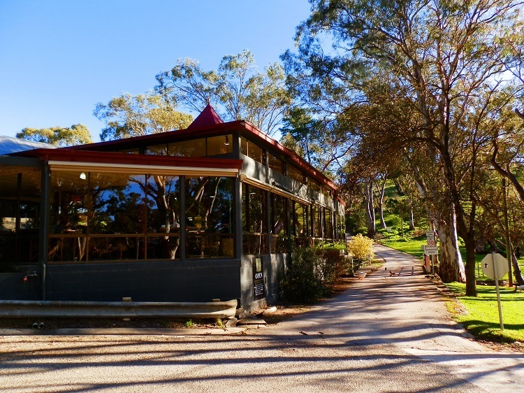 Café Y via Lyndoch, Barossa Valley, South Australia