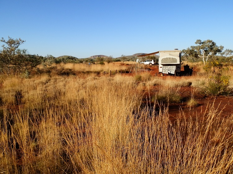 Dales Campground, Karijini National Park, Western Australia