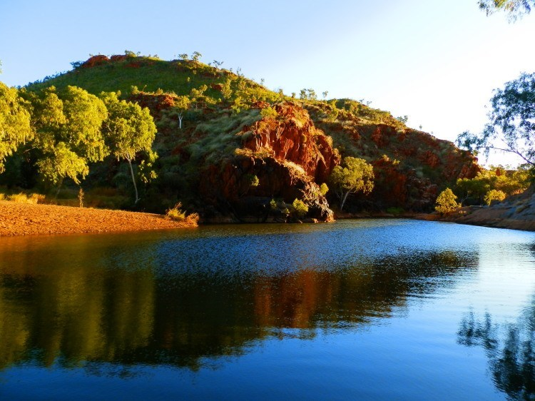 Caroline Pool, via Halls Creek, Western Australia